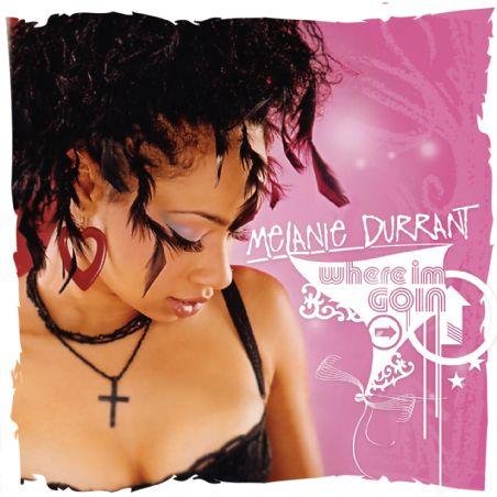 'Where Im Goin' Album Cover by Melanie Durrant