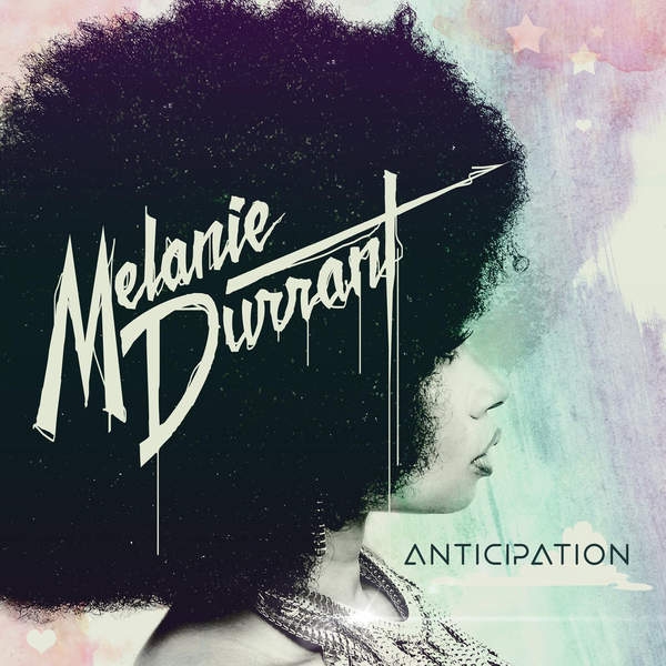 Melanie Durran't ANTICIPATION album Cover